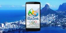 5 aplicativos pra ficar por dentro das Olimpíadas no Brasil