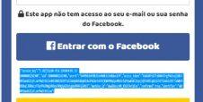 Golpe promete mostrar quem visitou seu Facebook
