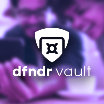 dfndr vault - A Safe Place For The Photos You Wouldn't Show Mom